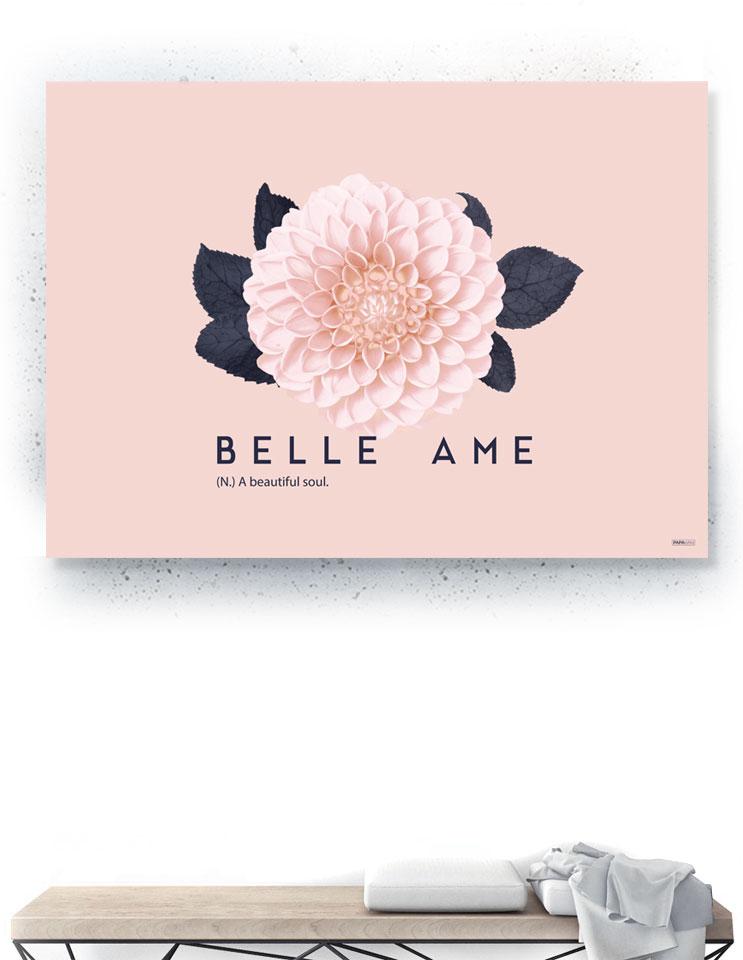 Plakat / canvas / akustik: Belle Ame Panorama (MIDSOMMER)