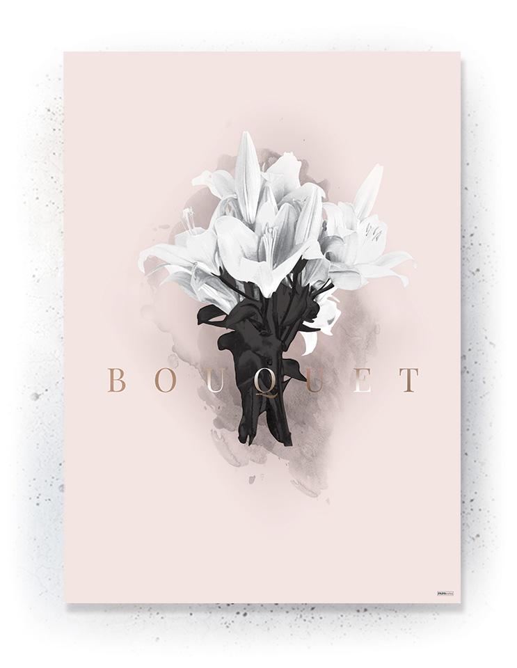 Plakat / canvas / akustik: Bouquet (Obsession)