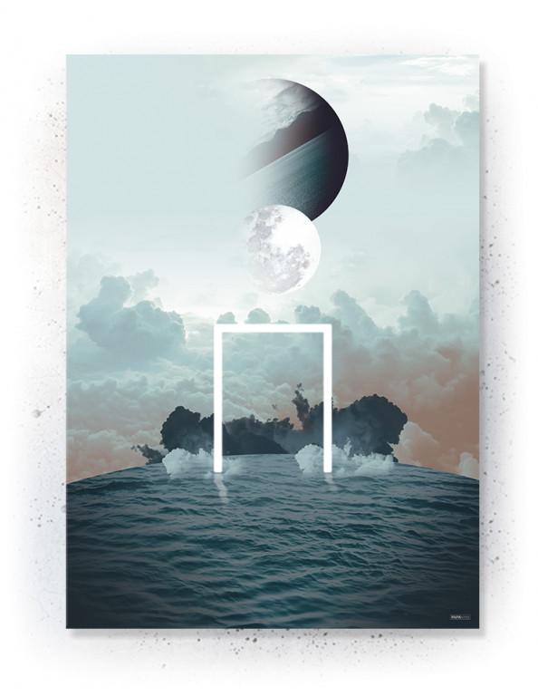 Plakat / Canvas / Akustik: Another world (Expanse)