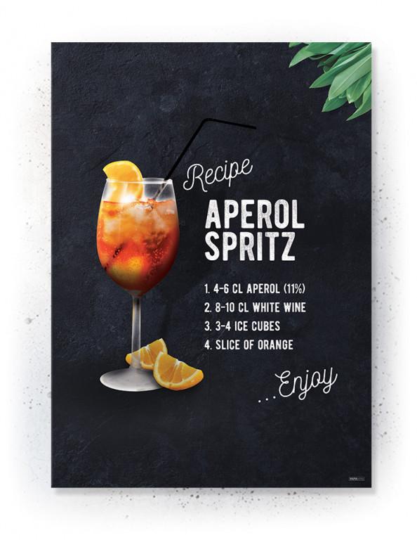 Plakater / Canvas / Akustik: Aperol Spritz (Kitchen)