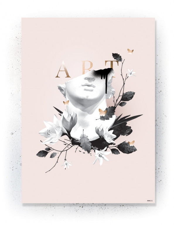 Plakat / canvas / akustik: Art (Obsession)