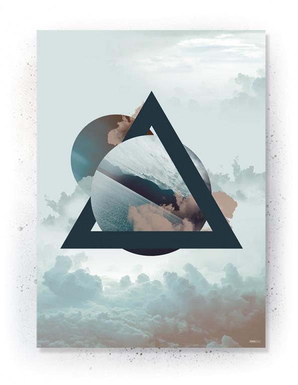 Plakat / Canvas / Akustik: Binary (Expanse)