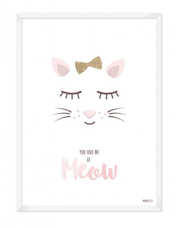 Plakat: Cat (Pigeværelset)