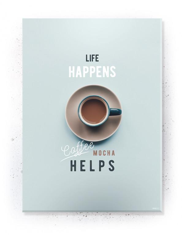 Plakater / Canvas / Akustik: Coffee Mocha (Kitchen)