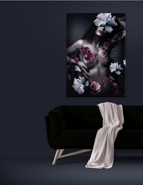 Plakat / canvas / akustik: Allur (Desire)