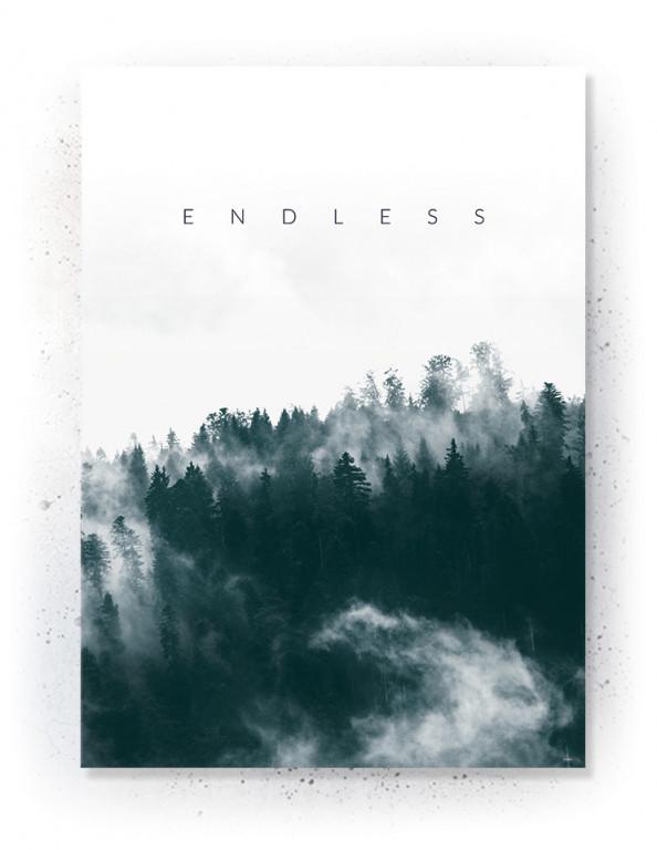 Plakat / Canvas / Akustik: Endless (Thoughts)