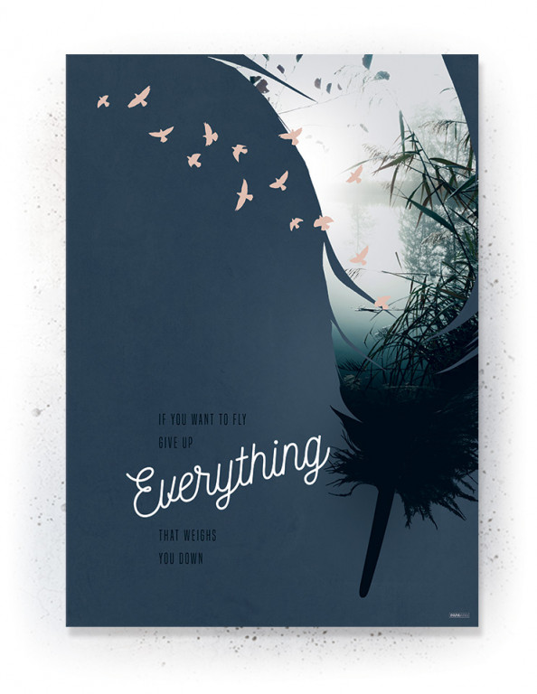 Plakat / CANVAS: Everything (Earth)