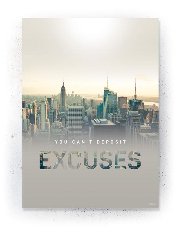 Plakat / Canvas / Akustik: Excuses / Light (Inspiration)