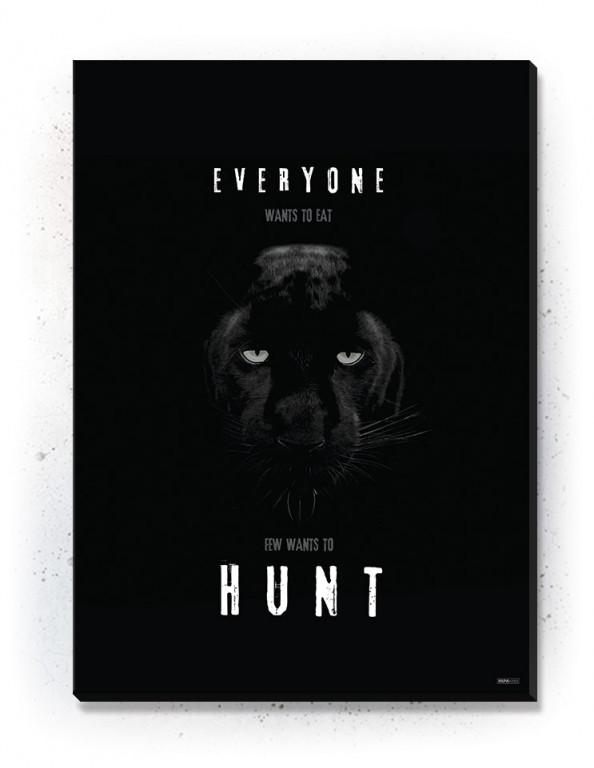 Plakat / Canvas / Akustik: Few Wants to Hunt (Animals)