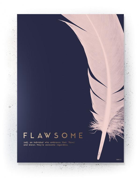 Plakat / canvas / akustik: Flawsome (MIDSOMMER)
