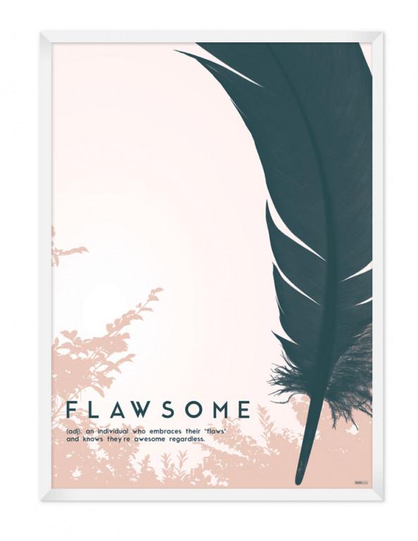 Plakat: Flawsome (Spring)