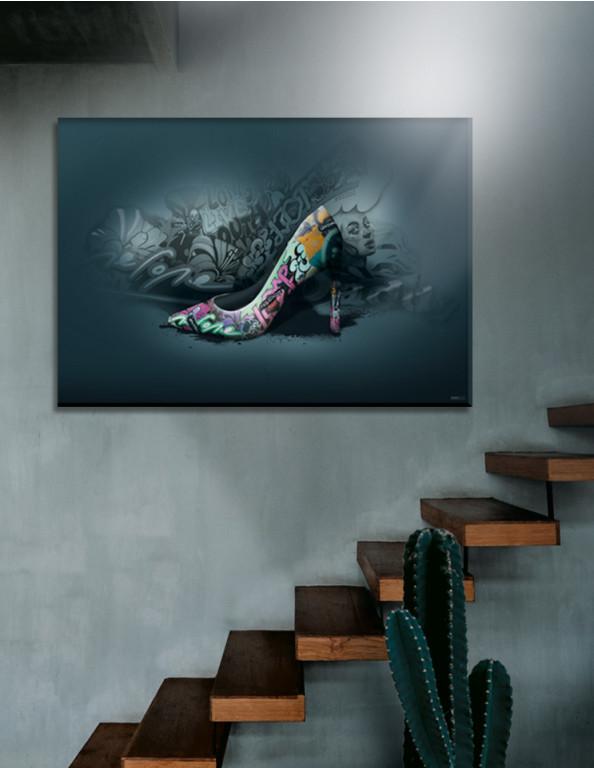 Plakat / Canvas / Akustik: High Heels (Statements)