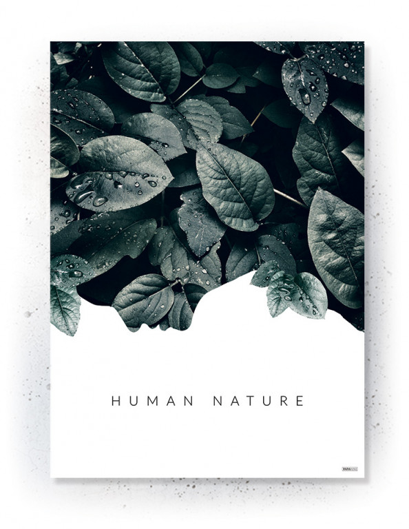 Plakat / Canvas: Human Nature (VIVID)