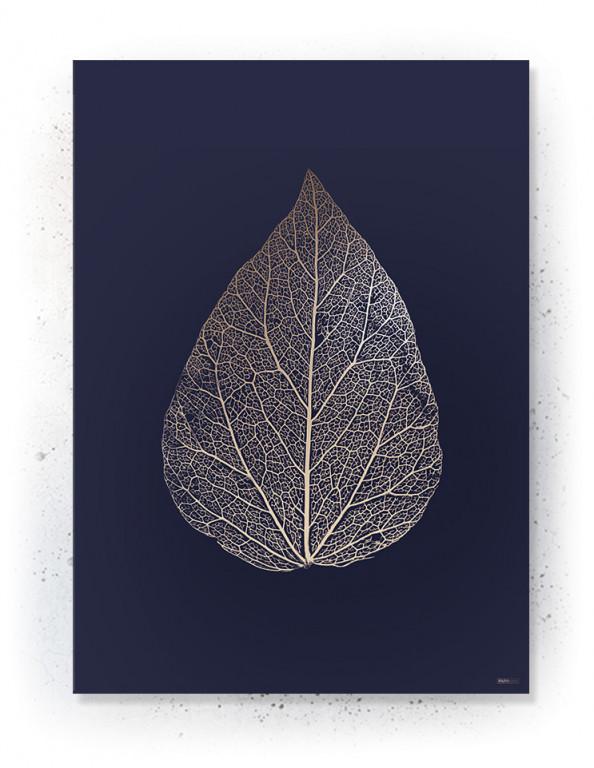 Plakat / canvas / akustik: Leaf 1 (MIDSOMMER)