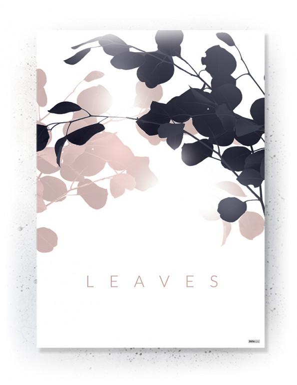 Plakat / canvas / akustik: Leaves (MIDSOMMER)