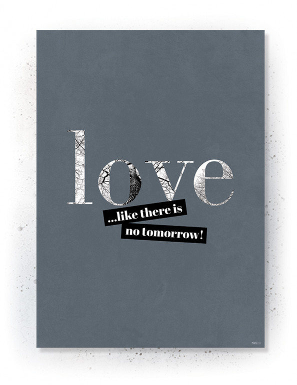 Plakat/Canvas: Love (Earth)