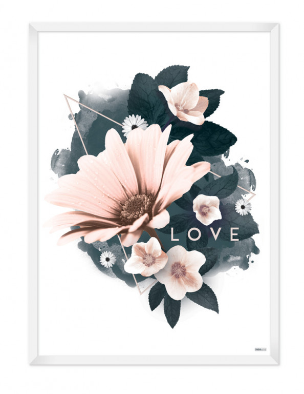 Plakat: Love (Spring)