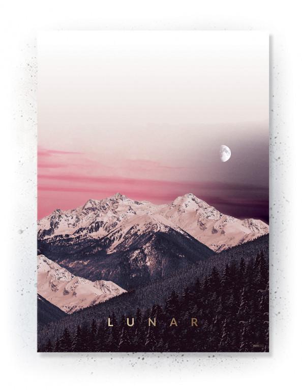 Plakat / canvas / akustik: Lunar (MIDSOMMER)