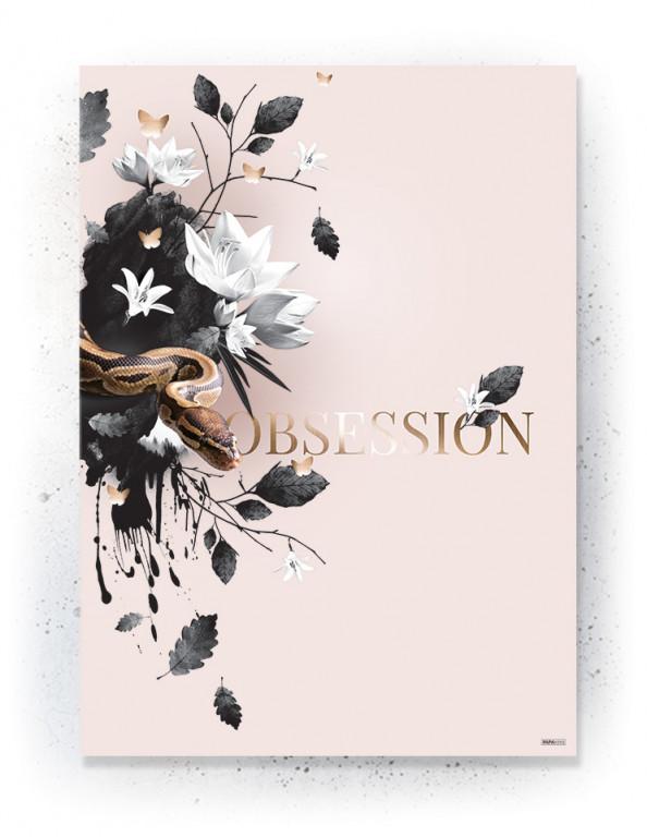 Plakat / canvas / akustik: Obsession (Obsession)