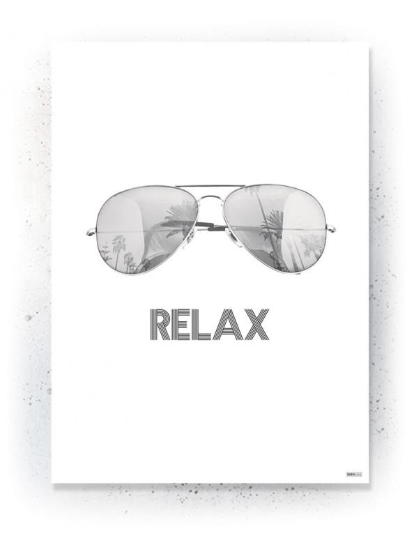 Plakat / Canvas / Akustik: Relex (Quote Me)