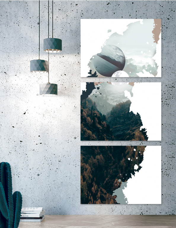 Plakat / Canvas / Akustik: Rift (Expanse)