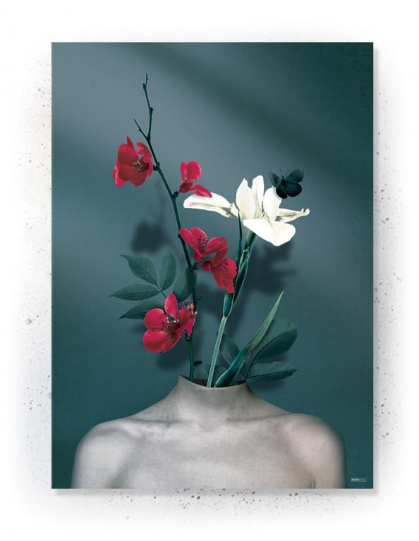 Plakater / Canvas / Akustik: Vase (Eclectic)