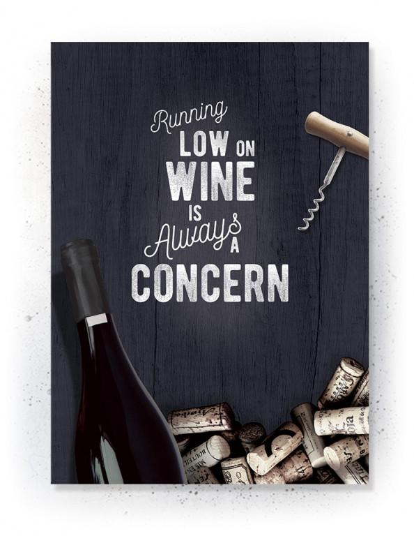 Plakater / Canvas / Akustik: Wine (Kitchen)