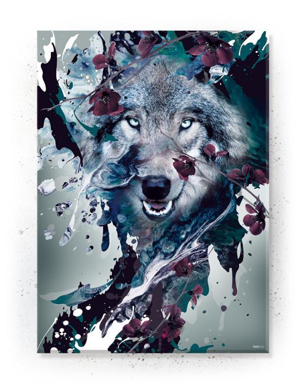 Plakat / Canvas / Akustik: Wolf (Disorder)