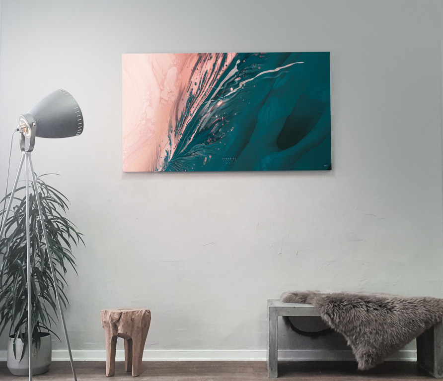 Artdrop / Canvas: Highrise (Limited Edition)