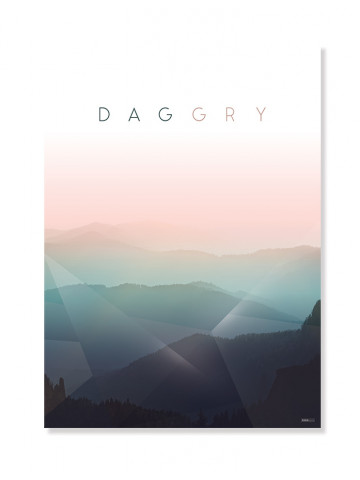 Plakat/Canvas: Daggry (BRIGHT)