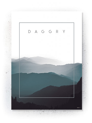 Plakat / Canvas / Akustik: Daggry (Thoughts)