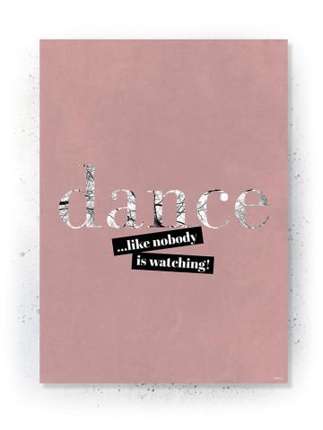 Plakat/Canvas: Dance (Earth)