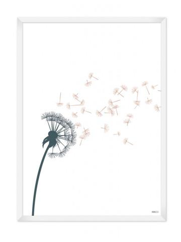 Plakat: Dandelion (Spring)
