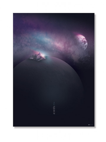 Plakat/Canvas: Final Space (IMAGINE)