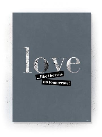 Plakat/Canvas: Love (Earth)