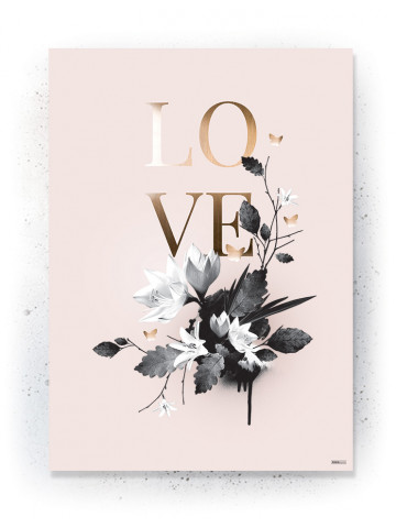 Plakat: LOVE (Obsession)