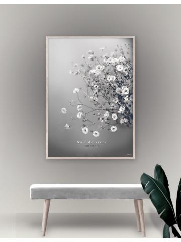 Plakat / Canvas / Akustik: Lust for Life (Stark)