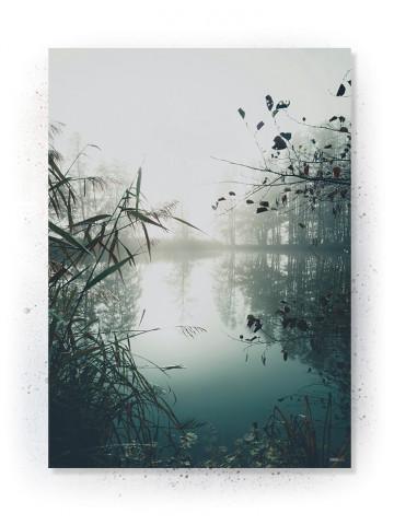 Plakat / CANVAS: MIST (Nature)