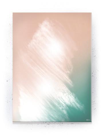 Plakat / Canvas / Akustik: Nude Waves (Empowerment)