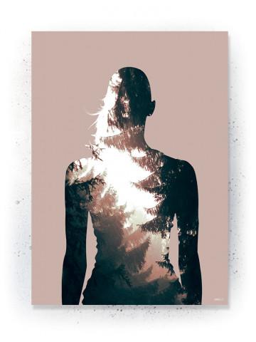 Plakat / CANVAS: Nymph (Earth)