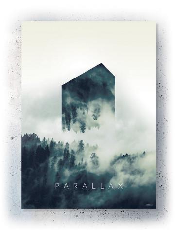 Plakat / Canvas: Parallax (VIVID)