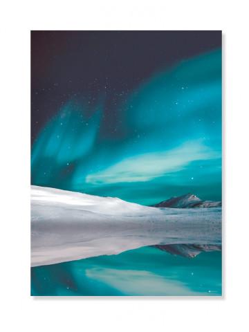 Plakat/Canvas: Polar Lake (IMAGINE)