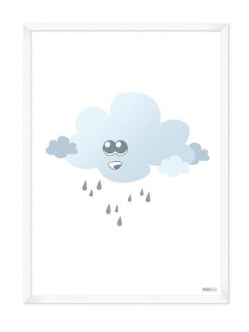 Plakat: Sky (Drengeværelset)