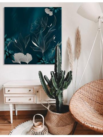 Bolig indretning moderne grønne og sand farver!