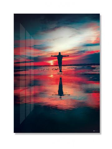 Plakat/Canvas: Sunset (IMAGINE)