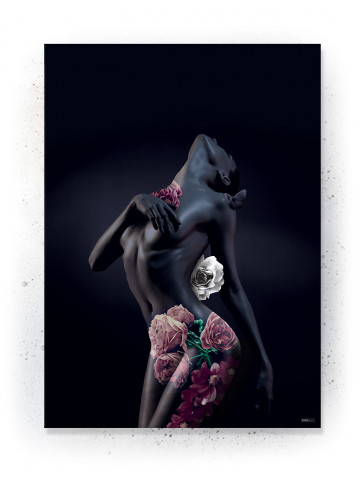 Plakat / canvas / akustik: Temptation (Desire)