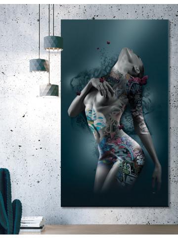 Spotpris / Canvas: Temptation II (Statements)