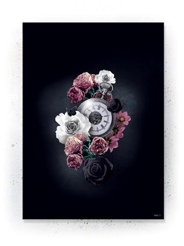 Plakat / canvas / akustik: Timepiece (Desire)