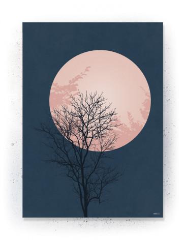 Plakat / CANVAS: Treelight (Earth)