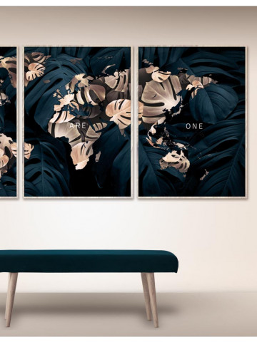 Spotpris / Plakat: We Are One IIV (Earth) 41